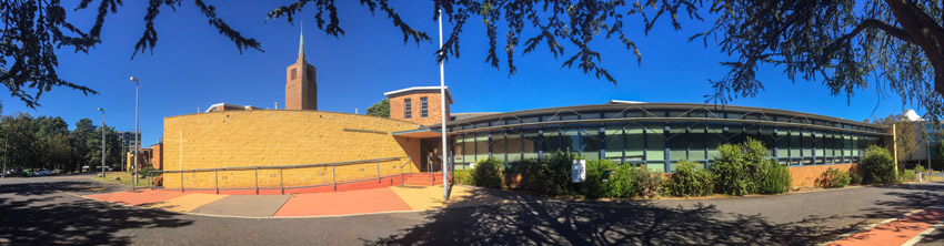 Wesley Uniting Church - Office Wing